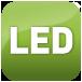 Современное освещение LED