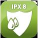 Водонепроницаемый (IPX8)